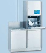 组合冲洗槽型清洗消毒器